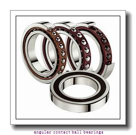 75 mm x 130 mm x 25 mm  SKF 7215 BEGAY  Angular Contact Ball Bearings
