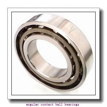 140 mm x 250 mm x 42 mm  TIMKEN 7228WN MBR  Angular Contact Ball Bearings