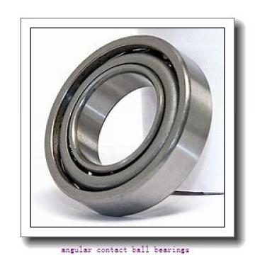 55 mm x 120 mm x 49.2 mm  SKF 3311 A-2Z  Angular Contact Ball Bearings