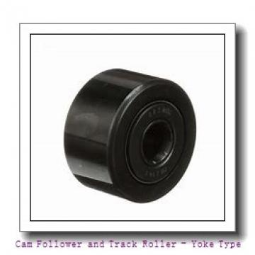 INA LR604-2RSR  Cam Follower and Track Roller - Yoke Type