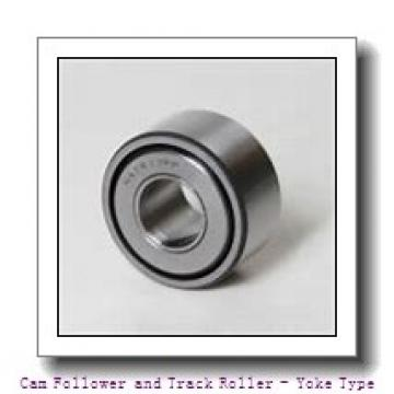 INA NUTR45100-X  Cam Follower and Track Roller - Yoke Type