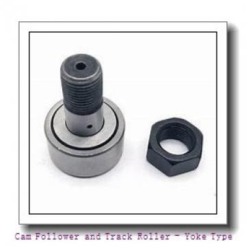 INA RSTO17-X  Cam Follower and Track Roller - Yoke Type