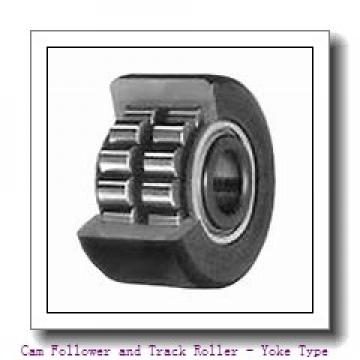 INA RNA2201-2RSR  Cam Follower and Track Roller - Yoke Type