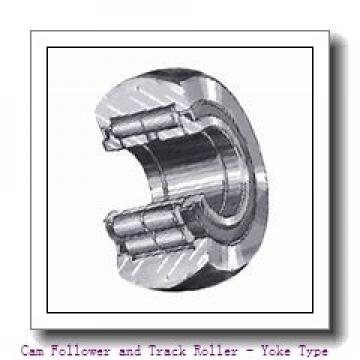INA NA22/8-X-2RSR  Cam Follower and Track Roller - Yoke Type