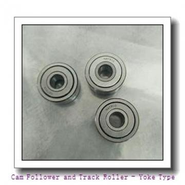 INA RSTO15  Cam Follower and Track Roller - Yoke Type