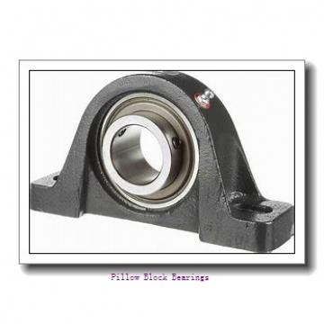 3.438 Inch | 87.325 Millimeter x 3.781 Inch | 96.037 Millimeter x 4 Inch | 101.6 Millimeter  SEALMASTER MP-55  Pillow Block Bearings