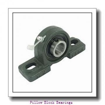 1.688 Inch | 42.875 Millimeter x 2.031 Inch | 51.59 Millimeter x 2.313 Inch | 58.75 Millimeter  SEALMASTER MP-27  Pillow Block Bearings