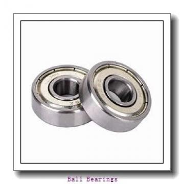 BEARINGS LIMITED SSR1814ZZ  Ball Bearings