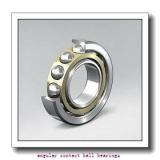 20 mm x 52 mm x 22.2 mm  SKF 3304 A-2Z  Angular Contact Ball Bearings