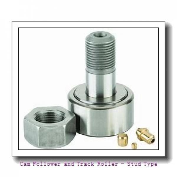 MCGILL BCF 2 1/4 SB  Cam Follower and Track Roller - Stud Type #2 image